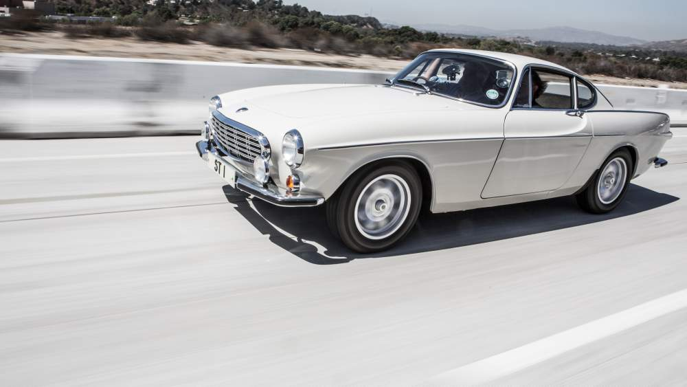 Volvo P1800 ST1 Rooger Moore